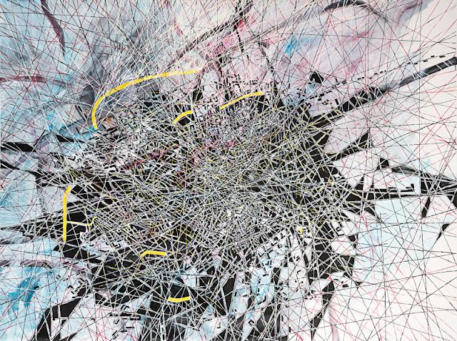 Renata Jaworska, Biennale, Zeichnung
