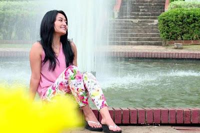 Siti Badriah pemain Sinetron Senandung MNCTV