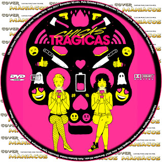 GALLETA 2 CHICAS TRAGICAS - TRAGEDY GIRLS - 2017
