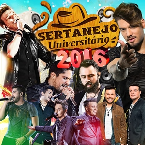 CD Sertanejo Universitário 2016