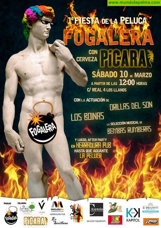 I Fiesta de la peluca Fogalera-Cerveza Pícara