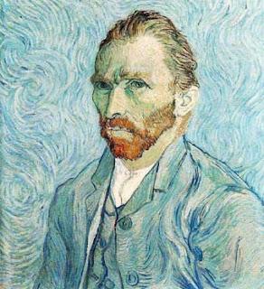 Vincent Willem van Gogh auto retrato