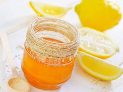 chanh mật ong giúp giảm cân nhanh hiệu quả