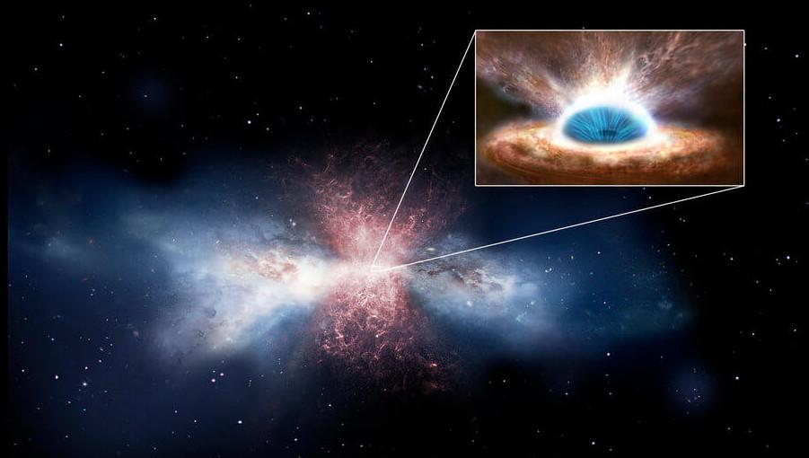 esempio di quasar