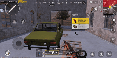tempat flare gun random