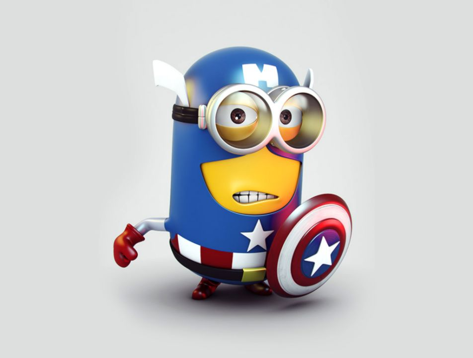 Despicable Me Minions Wallpaper For Android Character