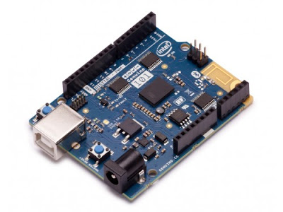 Arduino/Genuino 101 - Mengenal Arduino/Genuino 101