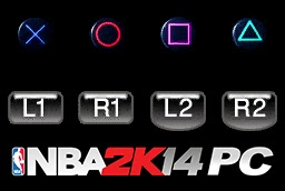 NBA 2K14 PS3 Icons for PC