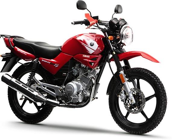 motorcycles yamaha ybr 125 g. Black Bedroom Furniture Sets. Home Design Ideas