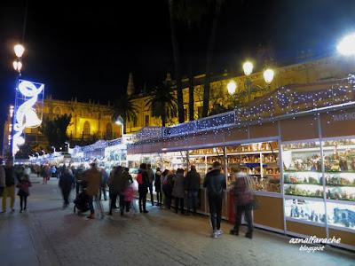 Sevilla - Navidad 2019 - Feria del Belén 01