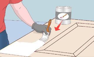 Cách sơn cửa gỗ chi tiết nhanh chóng và dễ dàng