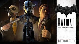 Batman The Telltale Series PS3 Wallpaper