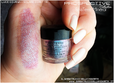 swatches DISCORDIA PROSPECTIVE COLLECTION - Limited Edition finisterre mineral