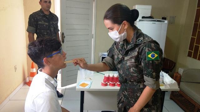 Exército vai abrir 147 vagas para formação de oficiais na área de Saúde