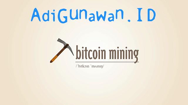 Langkah awal untuk memulai mining bitcoin dengan perangkat mining dan software mining dan hal-hal penting yang harus dipersiapkan sebelum memulai mining bitcoin