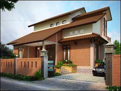 Rumah Dengan Desain Bata Expose Memberikan sentuhan natural pada rumah akan memberi nuansa yang tenang dan hal tersebut bisa anda lakukan baik pada ... & WA 0818-0419-5115 Harga Bata Expose Jakarta Harga Bata Ekspos ...