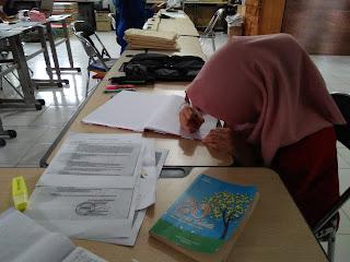 Kelas Nulis Cerpen Di SMP Al Azhar