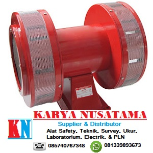 Jual Sirine Untuk Pertambangan Minyak MS-790 di Papua
