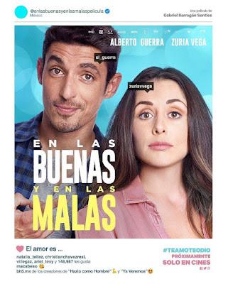 En las buenas y en las malas [2019] [DVDR] [NTSC] [Latino]