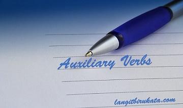 Auxiliary Verb dalam Bahasa Inggris