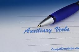 Auxiliary Verb dalam Bahasa Inggris yang Sepertinya Perlu Kamu Tahu