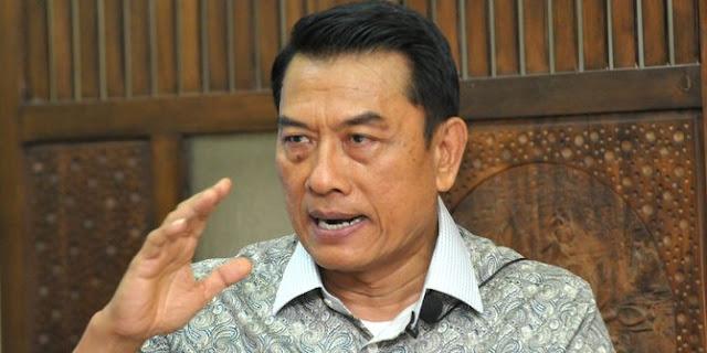 Moeldoko Bela Jokowi: Politisi Sontoloyo itu Imbauan Berpolitik Santun