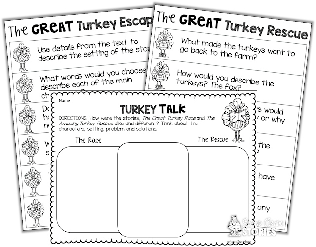 Second Grade Stories