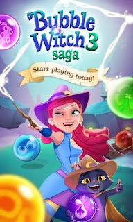 bubble witch 3 saga apk terbaru gratis
