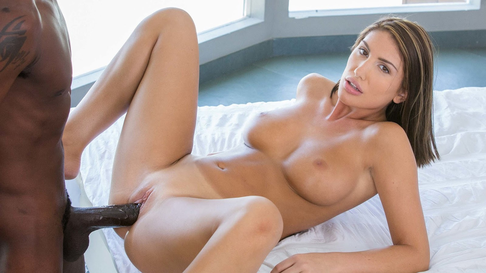 Free porn videos with august ames anal all black dick
