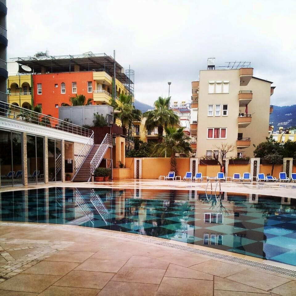 Promo 62 Off Kleopatra Tac Hotel Spa Alanya Turkey Cheap Hotels In