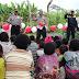 Peduli Dunia Pendidikan di Papua Binmas Noken Polri ajar anak-anak Sekolah Al-Kitab di Mulia Puncak Jaya