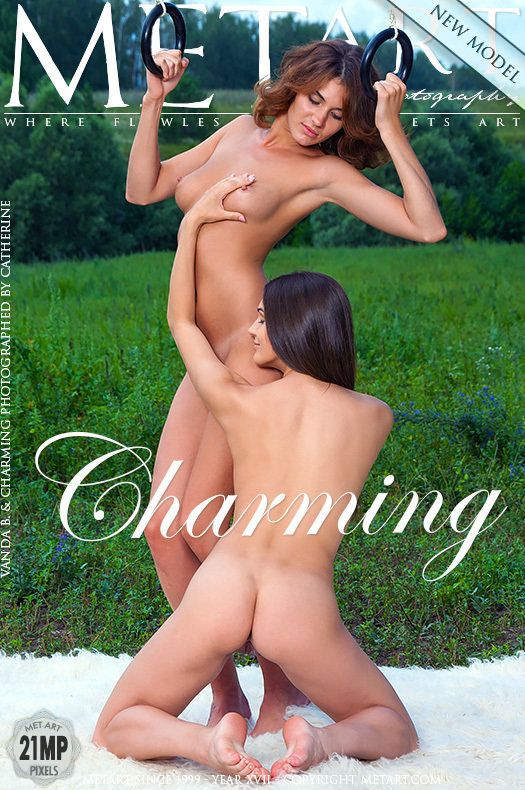 Met-Art - Charming, Vanda B - Presenting Charming met-art 08140