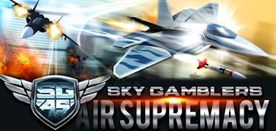 Free Download Sky Gamblers: Air Supremacy v1.0.3 Apk