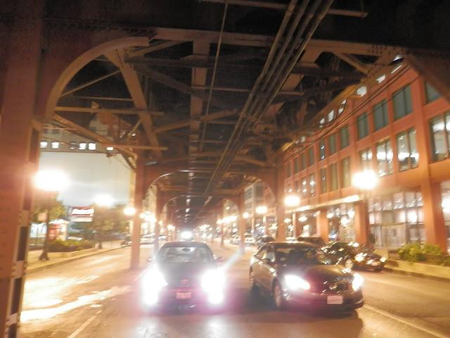 visite de The Loop à Chicago