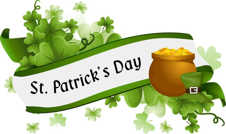 st patrick s day clip art borders png hd collection zone