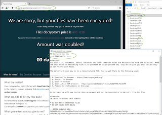 GandCrab-4 Ransomware combo