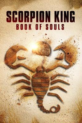 The Scorpion King Book Of Souls 2018 DVD R1 NTSC Latino