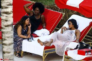 Priyanka Chopra in Bikini at a el pool  22 ~  Exclusive.jpg