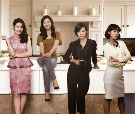 Korean Drama Series, Goddess of Marriage, Nam Sang Mi, Lee Tae Ran, Jo Min Soo, Jang Young Nam