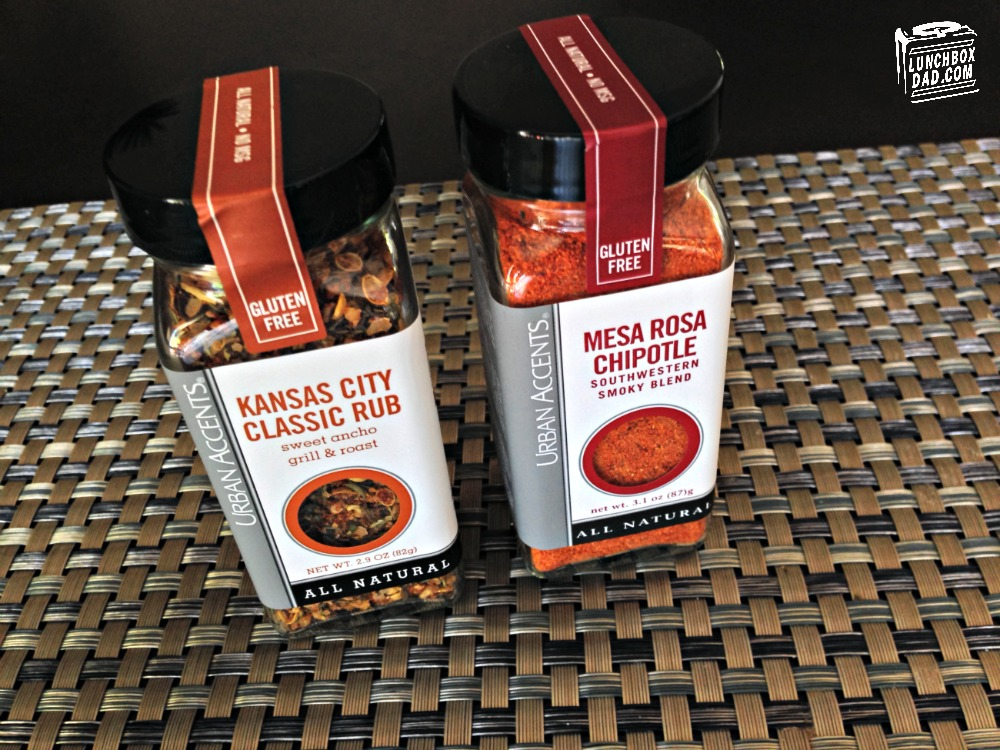 Urban Accents Spice Blends Review