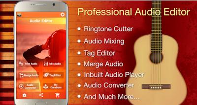 15 Aplikasi Audio Editing Terbaik Android