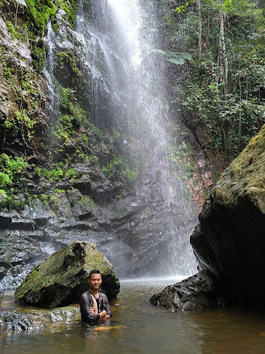air terjun batangkoban