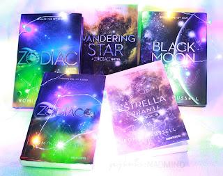 Zodiac Books Romina Russell Zaybet