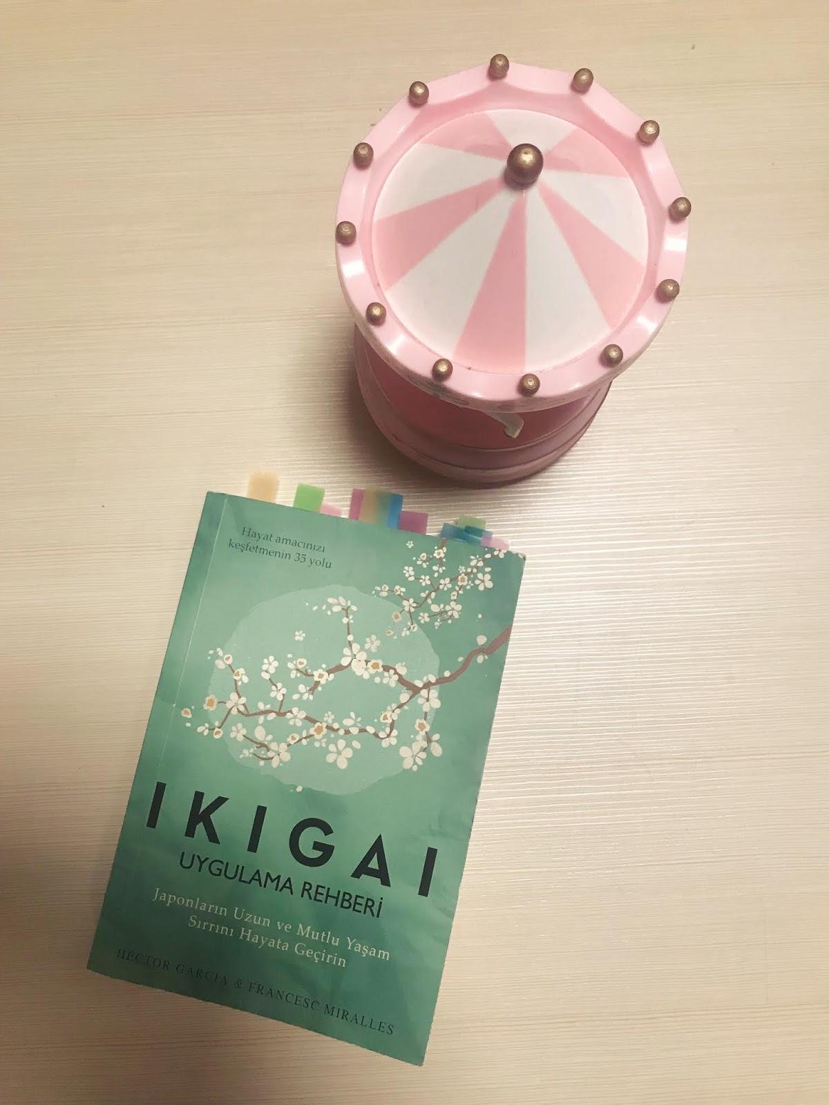 Ikigai Uygulama Rehberi - Japonlarin Uzun ve Mutlu Yasam Sirrini Hayata Gecirin (Kitap)