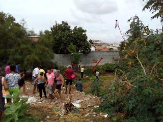 Homem é encontrado morto na manhã de hoje, 06, no município de Itaú/RN
