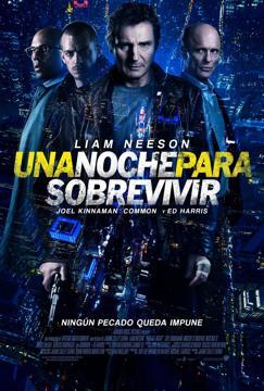 Una Noche Para Sobrevivir en Español Latino