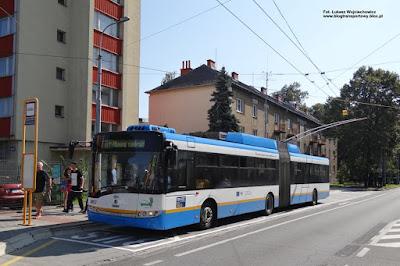 Škoda 27Tr Solaris, Dopravni Podnik Ostrava