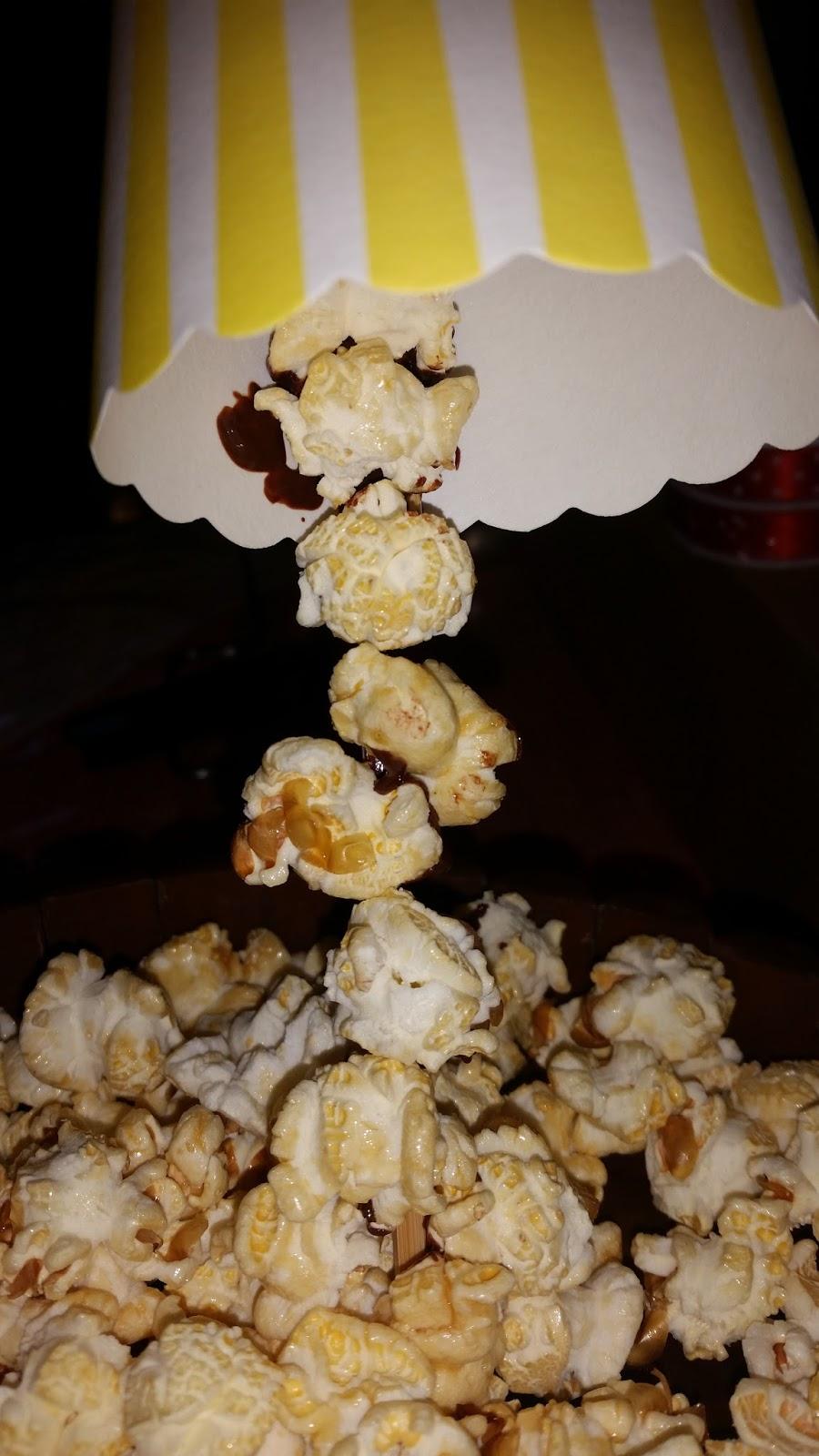 Sandy S Kitchendreams Popcorn Kuchen