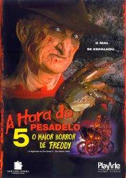 A Hora do Pesadelo 5: O Maior Horror de Freddy Dublado