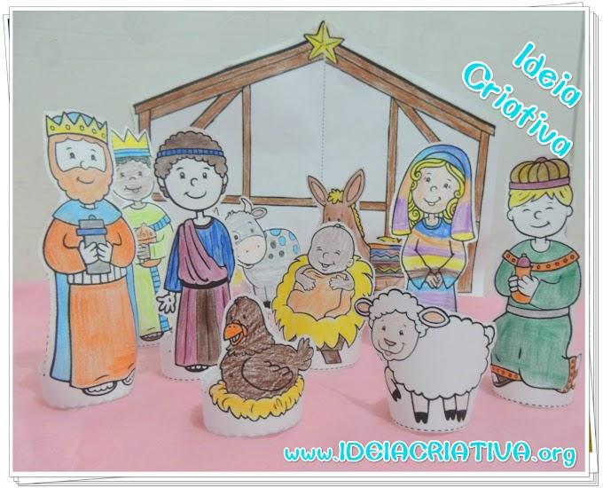 Historia Nascimento De Jesus Com Imagens Super Lindas Para